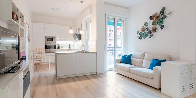 Ristrutturazione appartamento di 60 mq a verona for Progetti di ristrutturazione appartamenti