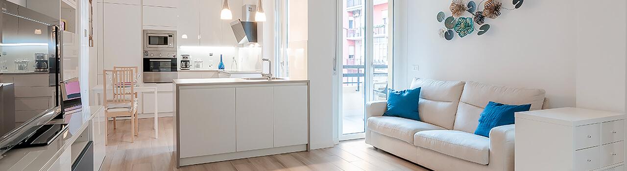 Ristrutturazione appartamento di 60 mq a Verona