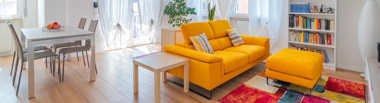Ristrutturazione appartamento di 85 mq a Vicenza