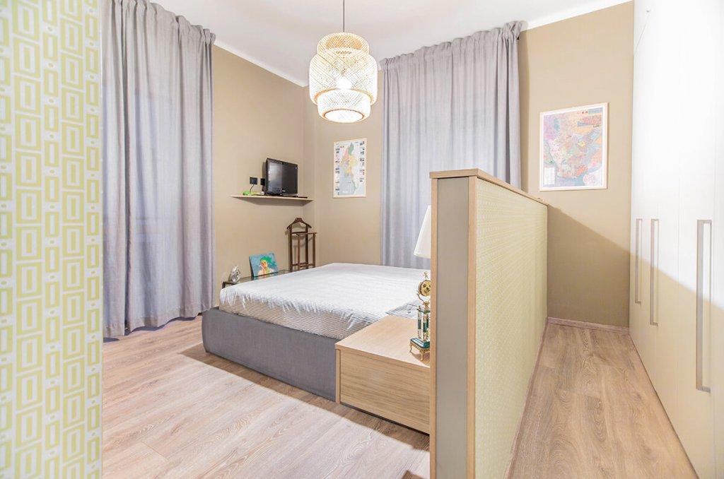 isolamento acustico camera letto