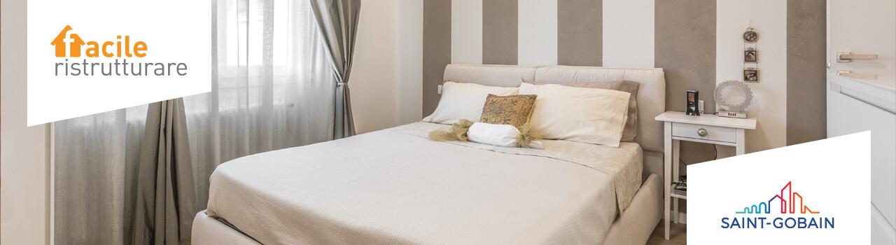 La Camera da letto: un vero nido in cui isolarsi dal resto del mondo!