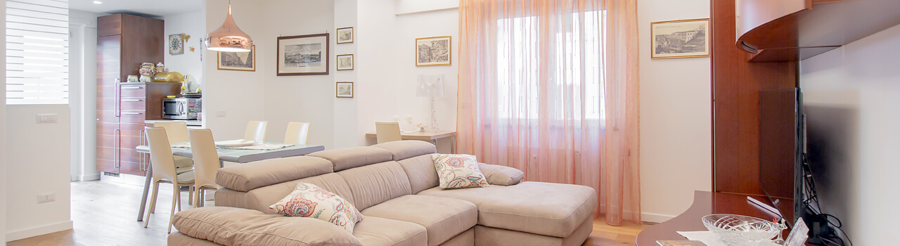 Ristrutturazione appartamento di 90mq a Roma, quartiere Monteverde