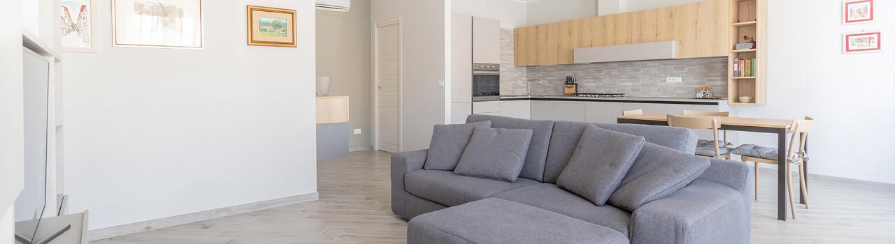 Ristrutturazione appartamento di 70mq a Torino, quartiere San Paolo