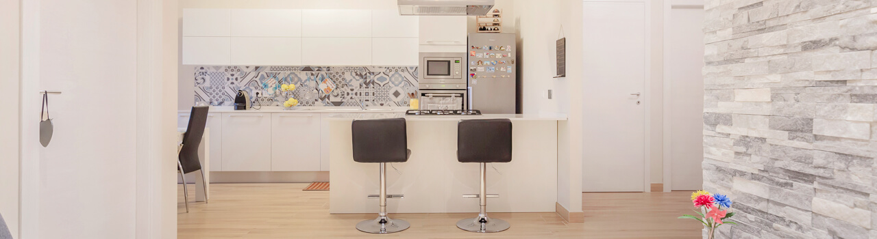 Ristrutturazione appartamento di 85mq a Torino, quartiere Lingotto
