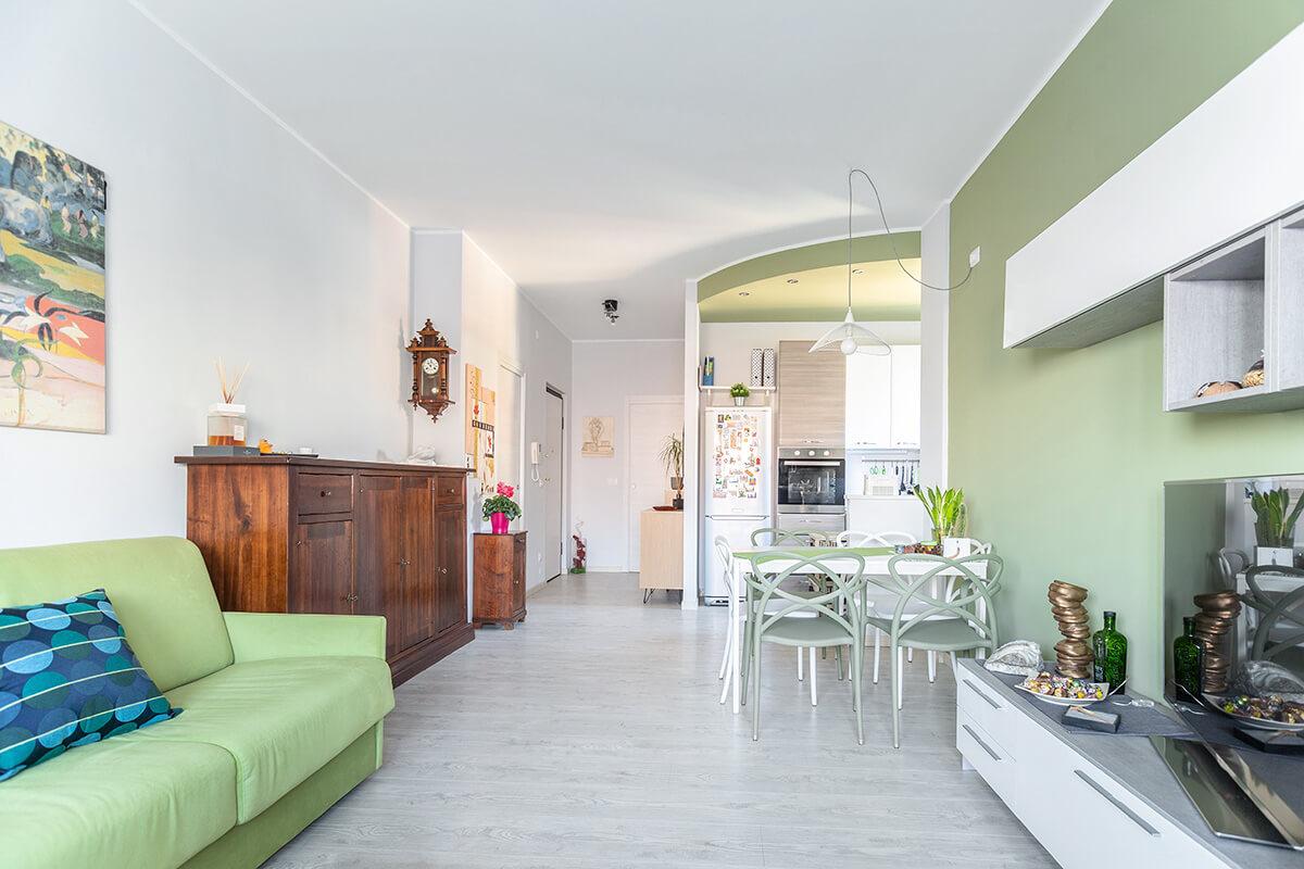 Progetto Appartamento 50 Mq ristrutturazione appartamento di 50 mq a torino, quartiere