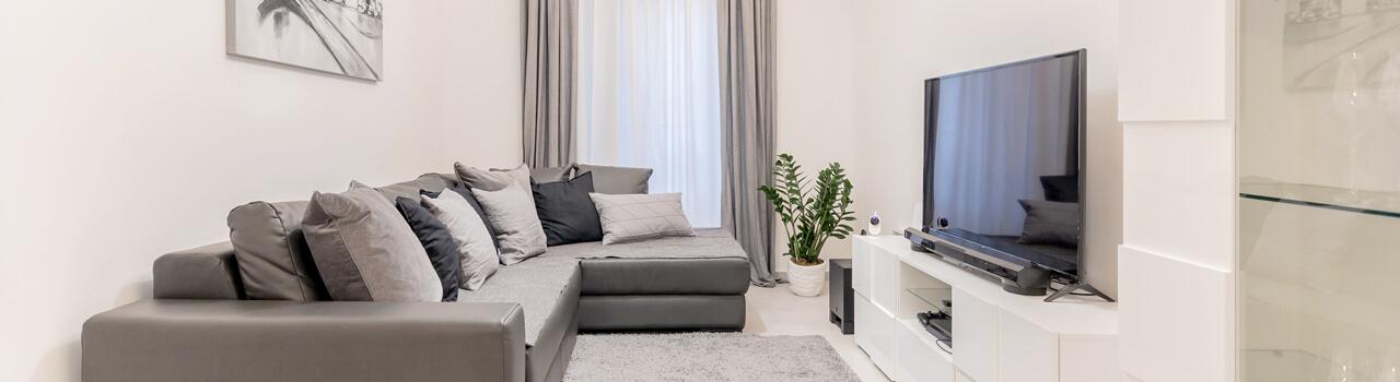 Ristrutturazione appartamento di 65 mq a Roma, quartiere Tuscolana