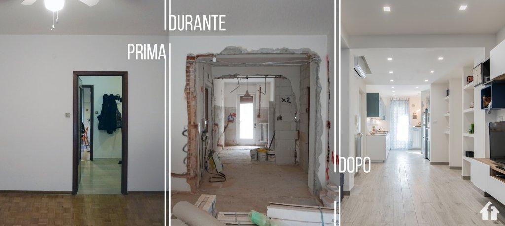 Ristrutturare una casa vecchia costi e consigli for Quanto costa arredare una casa di 100mq