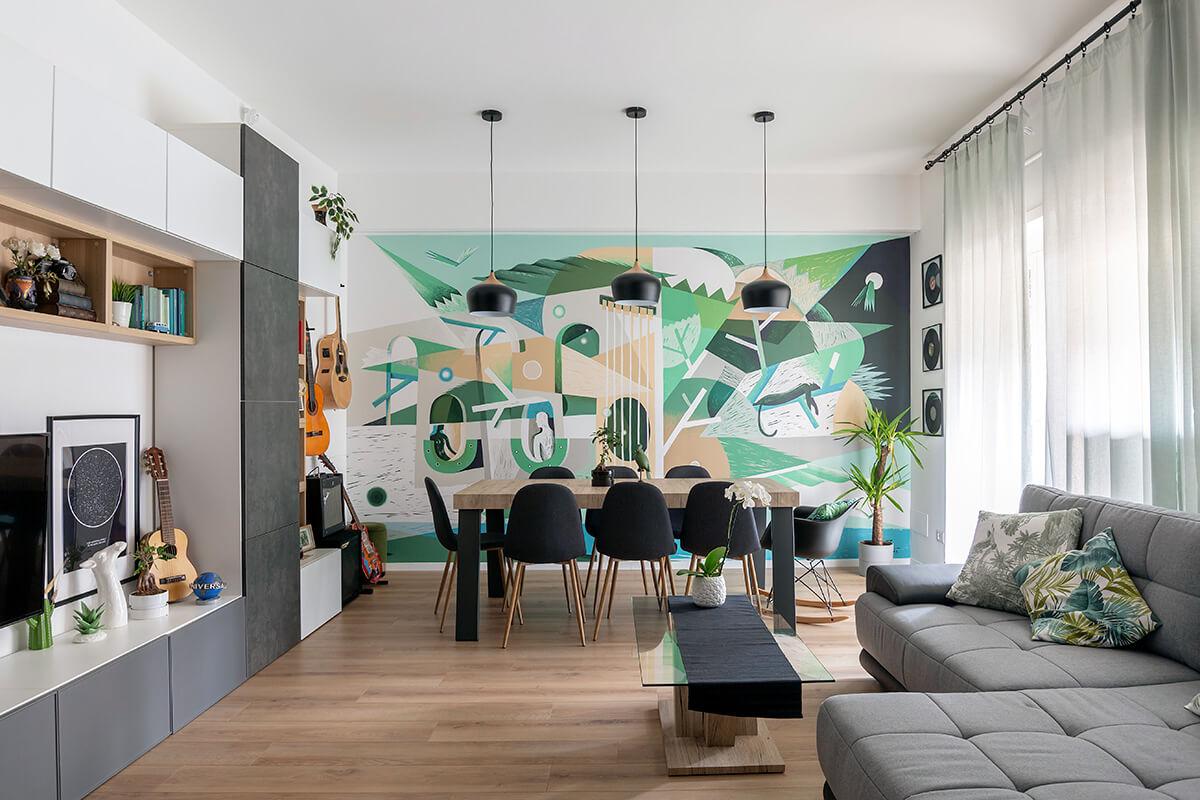 Ristrutturare Appartamento 35 Mq ristrutturazione appartamento roma, 100 mq