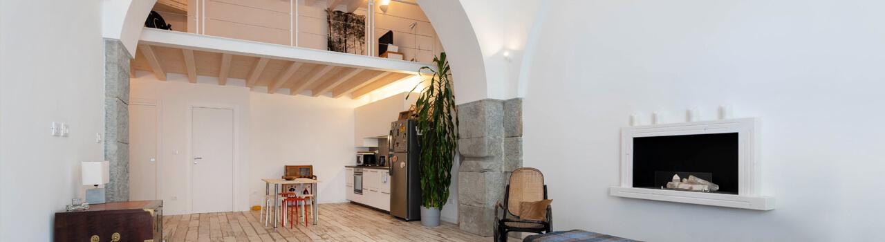 Ristrutturazione appartamento di 90 mq a Trieste, zona Romagna