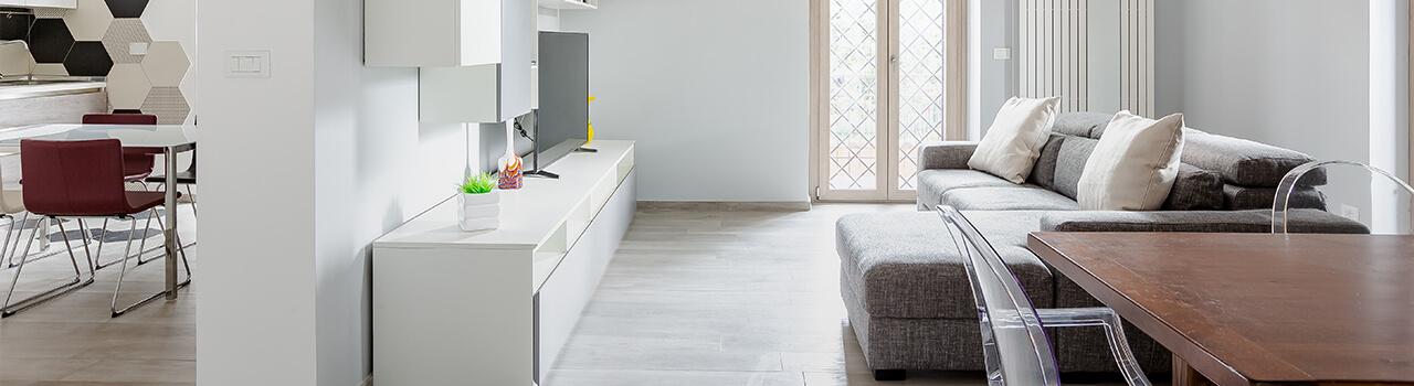 Ristrutturazione appartamento di 80 mq a Roma, Borgo Lotti
