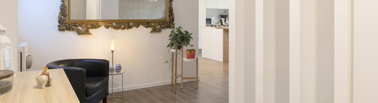 Ristrutturazione appartamento di 109 mq a Bitonto