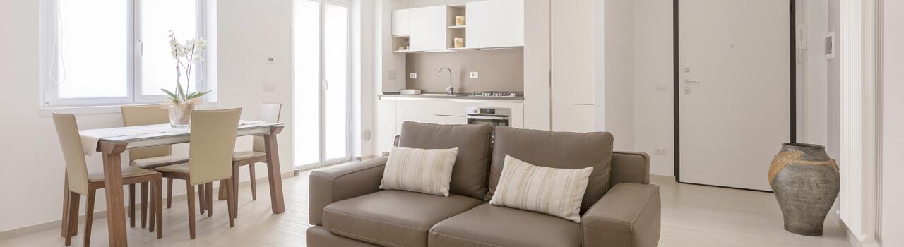 Ristrutturazione appartamento di 50 mq a Roma, Centocelle