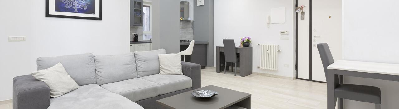 Ristrutturazione appartamento di 70 mq a Roma, Magliana