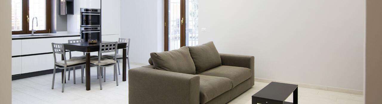 Ristrutturazione appartamento di 107 mq a Roma, Fontenuova