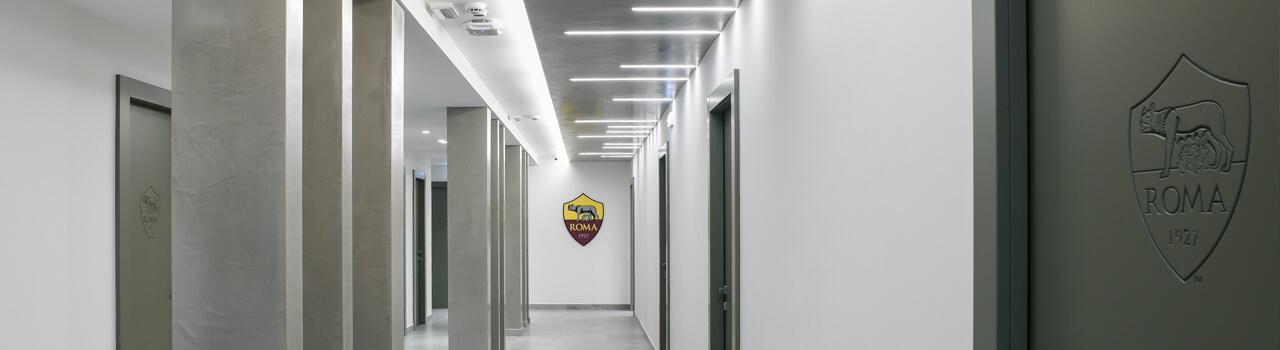AS Roma – Impianto sportivo Fulvio Bernardini