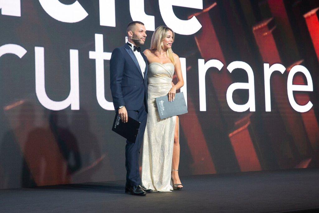 Alberto Vanin l'architetto dei VIP con Diletta Leotta