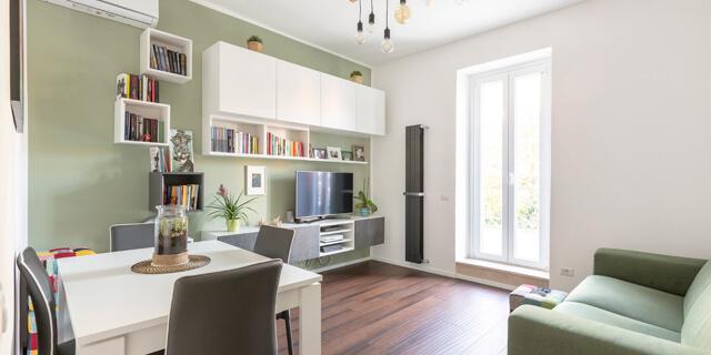 Roma Battistini, appartamento 68mq ristrutturato