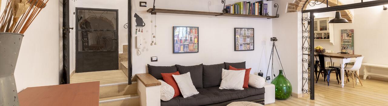 Appartamento di 120mq ristrutturato a Firenze, zona Le Cure