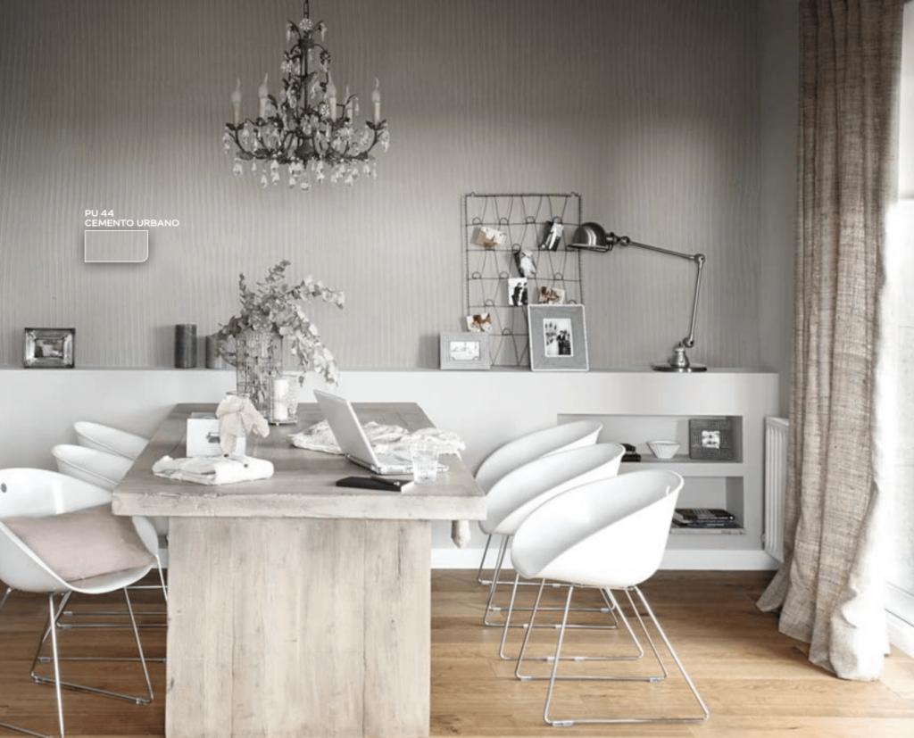 Pietra urbana per un effetto sugli interni di casa con materia naturale
