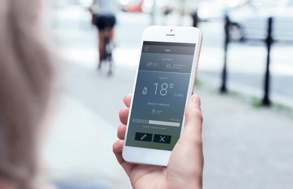 Controllare la tua smart home da un App sul cellulare