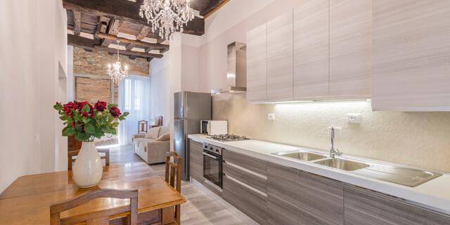 Appartamento a Bibbiena appena ristrutturato