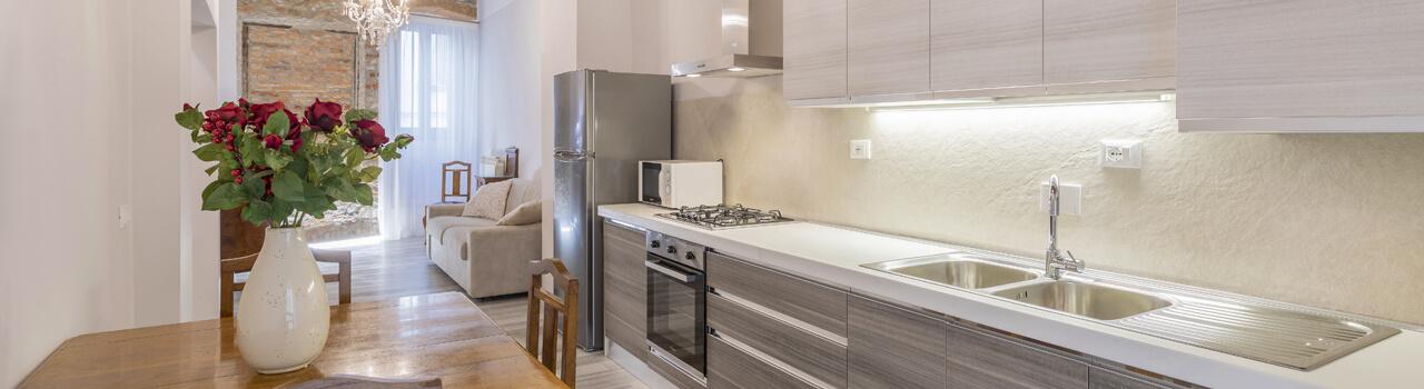 Ristrutturazione appartamento 70mq Bibbiena, zona centro storico