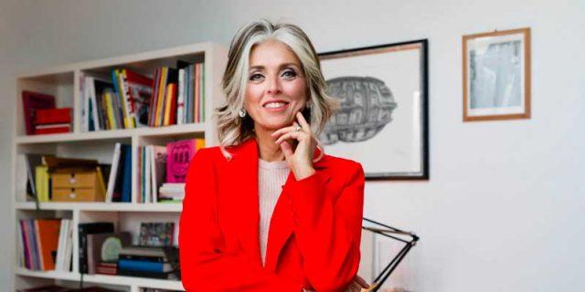 Paola Marella testimonial per lo spot di Facile Ristrutturare 2020