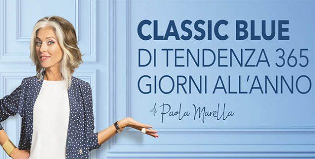 Colore Pantone 2020 Classic Blue e i consigli di Paola Marella per utilizzarlo con stile