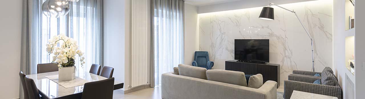 Ristrutturazione appartamento di 140 mq a Napoli, Ottaviano