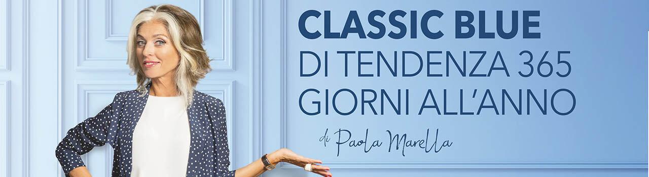 A CASA CON STILE: i consigli di Paola Marella sul Pantone Classic Blue