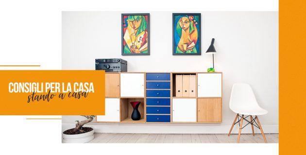 Occuparsi della casa con arredamento ed interior design fai da te