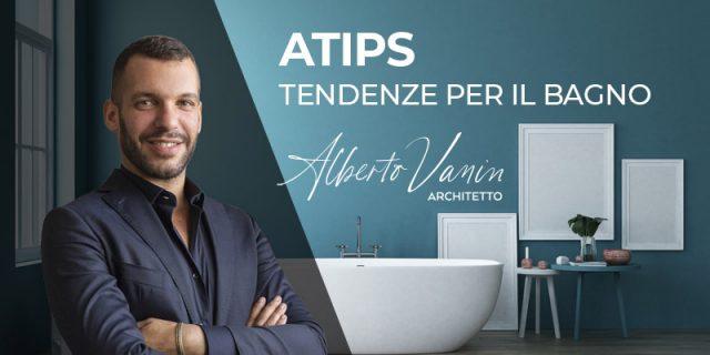 Ristrutturazione del bagno seguendo i consigli di Alberto Vanin, l'architetto delle Case da VIP