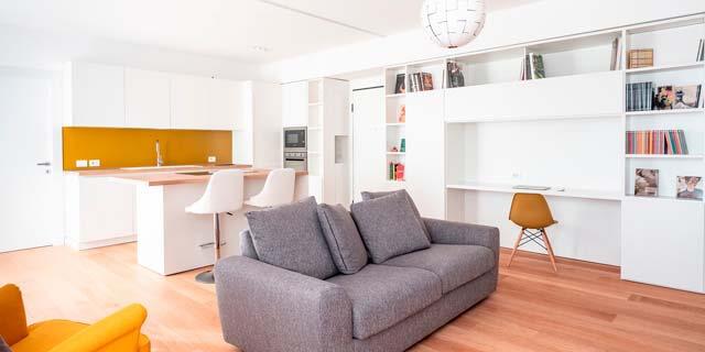 Appartamento a Cagliari nel quartiere dei giudici