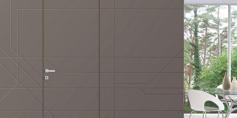 6 tipologie di porte per donare eleganza e stile agli ambienti