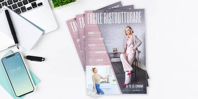 Nuovo magazine di Marzo 2020 in distribuzione e scaricabile in PDF