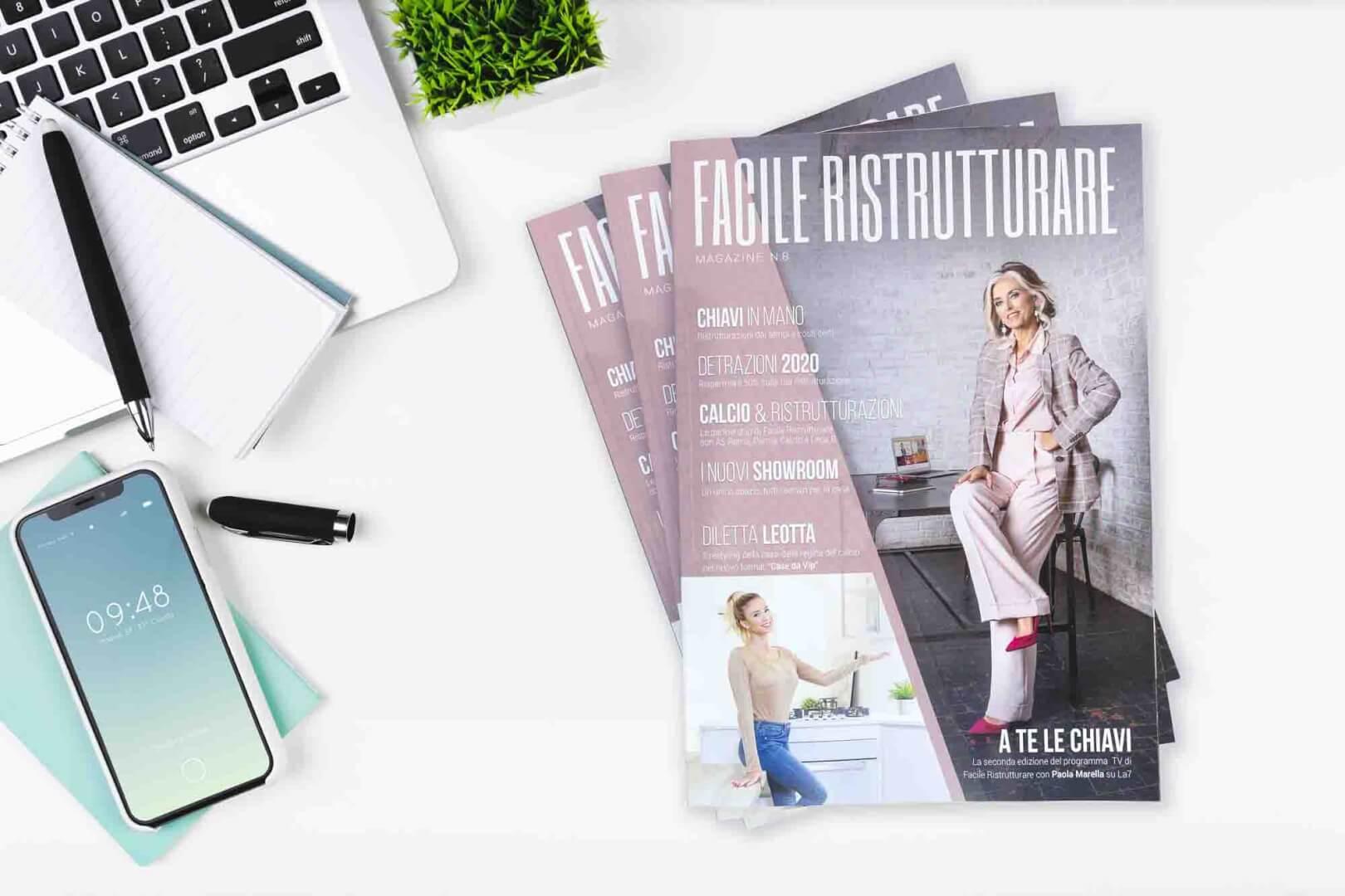 Nuovo magazine 2020 di Facile Ristrutturare
