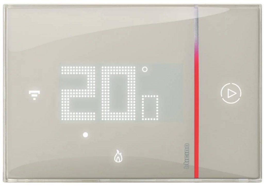 bticino Smarther2 è un termostato smart esemplare