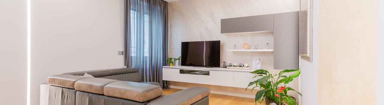 Ristrutturazione appartamento di 110mq a Roma, zona Aurelia