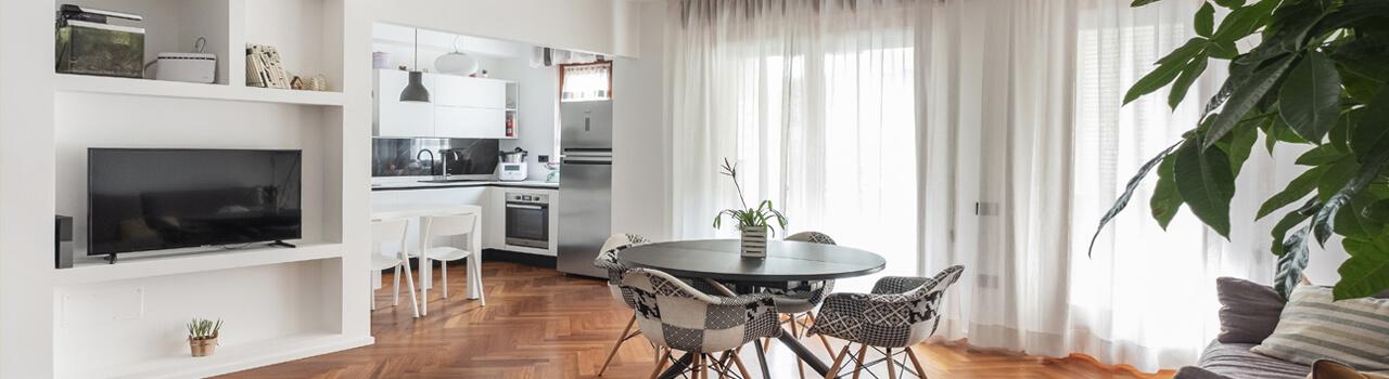 Ristrutturazione appartamento 75mq a Cagliari, zona Pirri