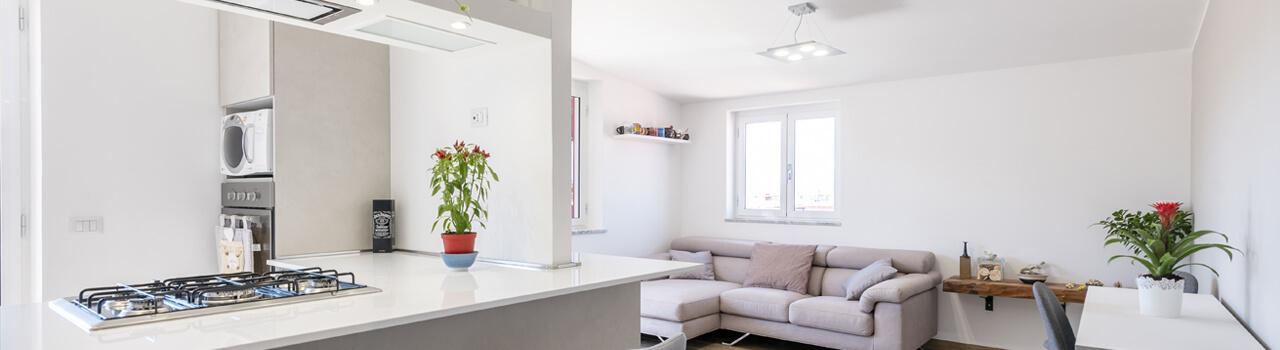 Ristrutturazione appartamento 95mq a Napoli, zona San Sebastiano al Vesuvio