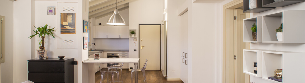 Ristrutturazione appartamento di 80mq a Cologno al Serio, Bergamo