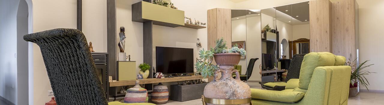 Ristrutturazione appartamento di 80mq a Firenze, zona Campi Bisenzio