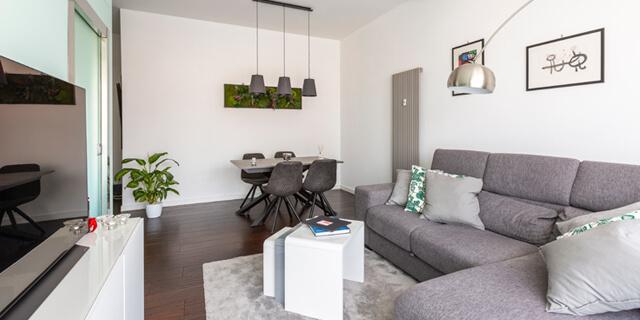 Ristrutturazione appartamento di 90mq a Roma, zona Ardeatino