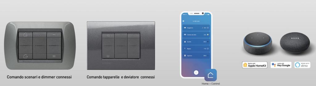 Rendi la tua casa Smart con Livinglight with Netatmo di Bticino!