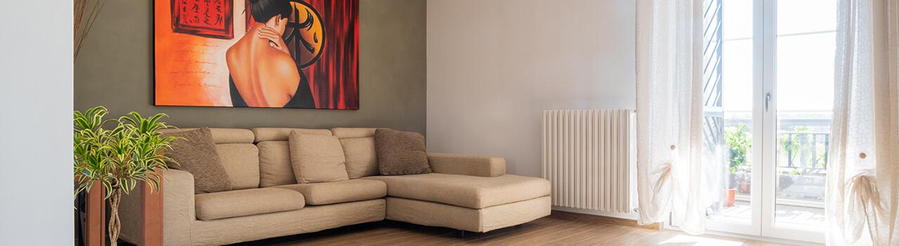 Ristrutturazione appartamento di 90 mq a Bari, zona Carbonara