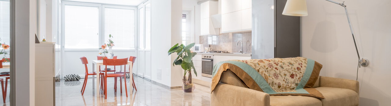 Ristrutturazione appartamento di 45 mq a Bari, zona Torre a Mare