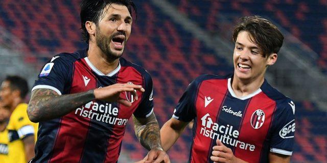 Bologna Main Sponsor Facile Ristrutturare vittoria