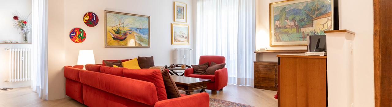 Ristrutturazione appartamento di 130 mq a Firenze, zona Campo di Marte