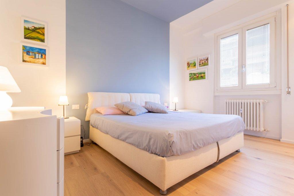 camera da letto ristrutturata