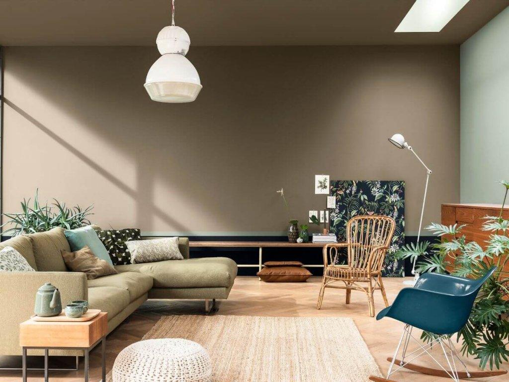 salotto relax: il colore del 2021 secondo Sikkens